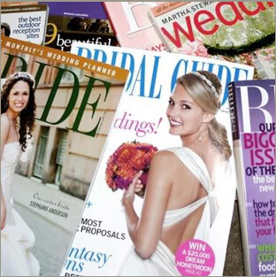 bridal magazines for custom jewelry inspiration