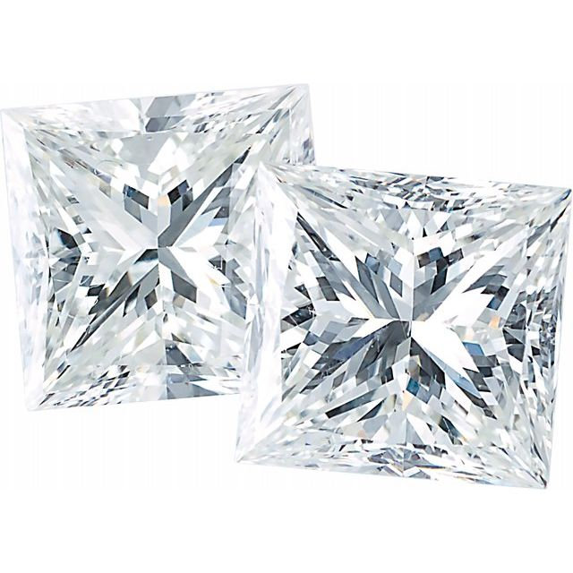Princess cut diamonds different cuts of diamonds for engagement rings